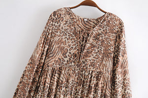 Singita tunic dress
