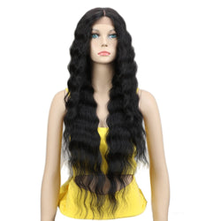 Lace Front Wigs 26'' Long Wavy Synthetic Wigs