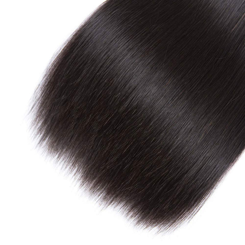 100% Unprocessed Brazilian Straight Human Hair Bundles