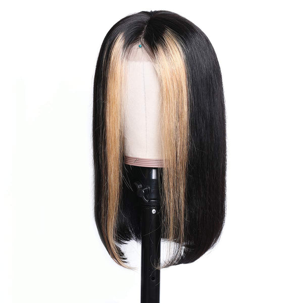 Star Fashion Front Lace Human Hair Wigs