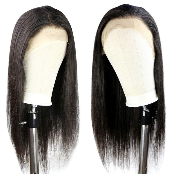 13x6 Lace Front Wigs Human Hair  Straight Hair