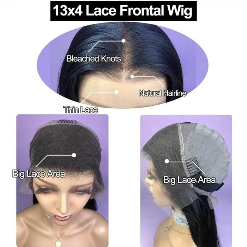 [Hot]long Straight Hair Front Lace 2T Colors Wig-Gradient Color