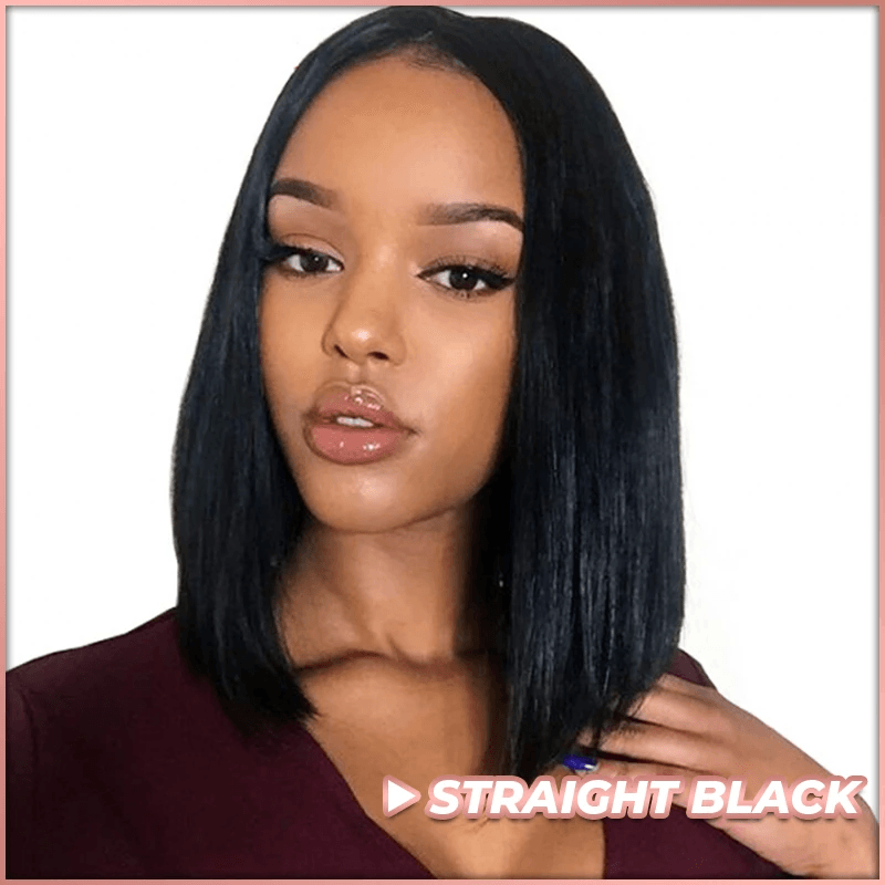 Hair Silk Fiber Seamless Wig