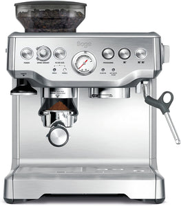 Sage Barista Express - Espresso Coffee Machine and Milk Jug
