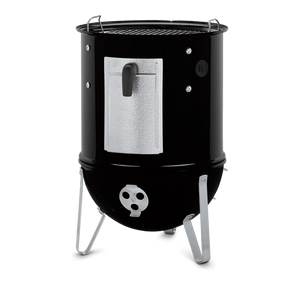 Weber Smokey Mountain Cooker 37cm (Medium) and Cover.  Black.  711004