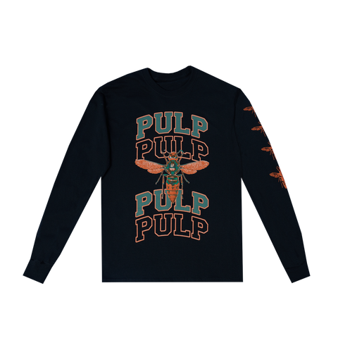 Black Pulp Long Sleeve T-Shirt