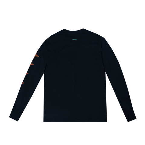 Black Pulp Long Sleeve T-shirt + Digital Album