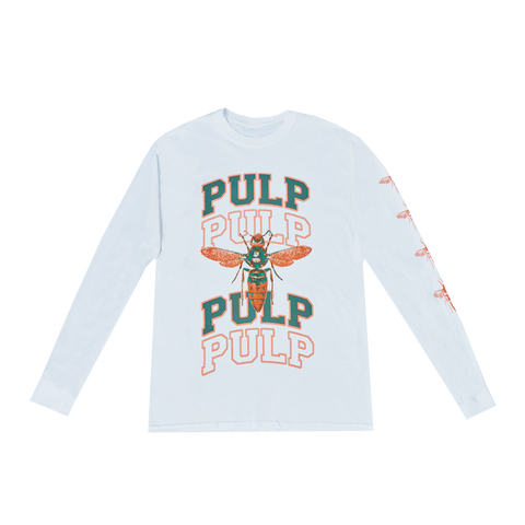 White Pulp Long Sleeve T-shirt + Digital Album
