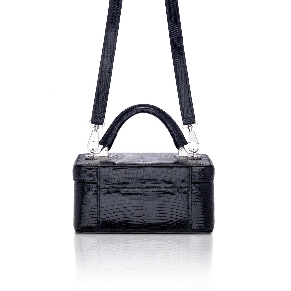 Beauty Case 1.7 Mini - Black Lizard