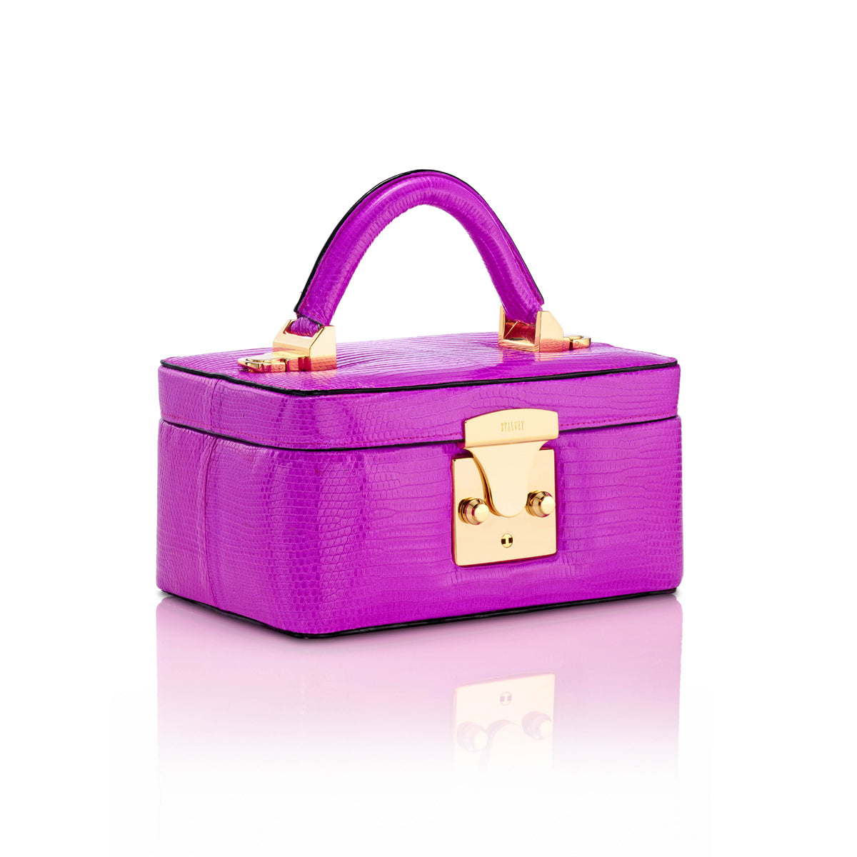 Beauty Case 1.7 Mini - Fuchsia Lizard