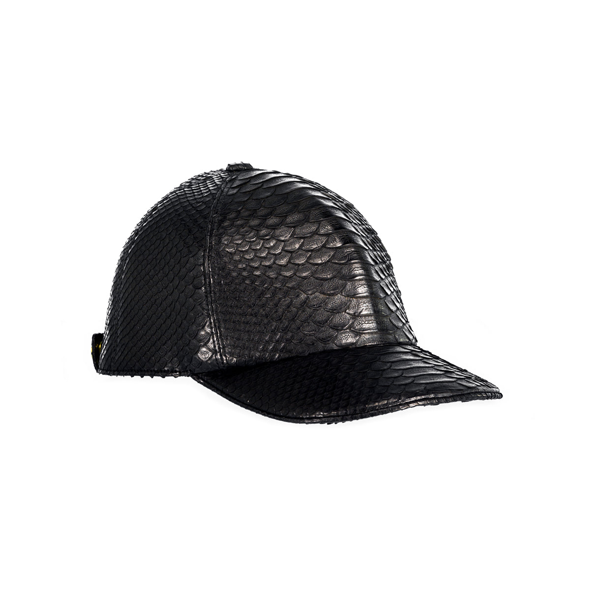 The Big Deep Baseball Hat - Black Python