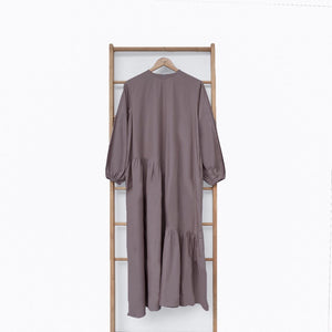 Lica Dress Dark Grey