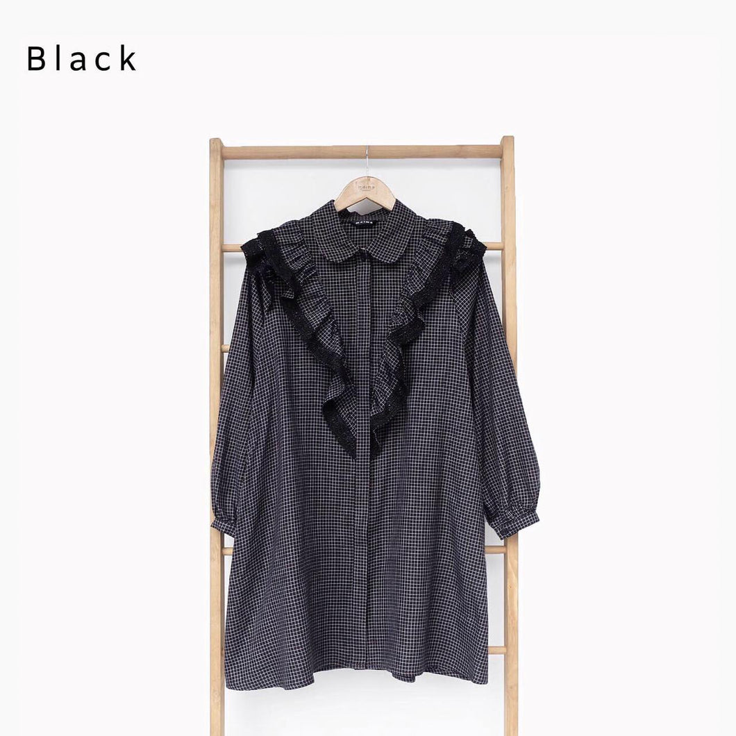 Ceryl Tunic Black