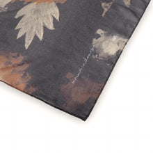 Load image into Gallery viewer, Scarf Blossom Series Black Choco