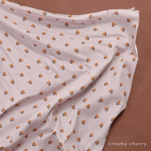 Load image into Gallery viewer, Maima Scarf Fruit & Floret Vol. 1 -Cherry- Creamy Cherry