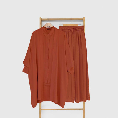 Aime Outer Set Terracotta