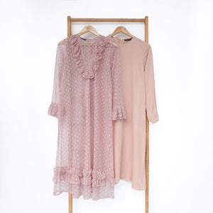 Lome Tunic Tulle Mocca
