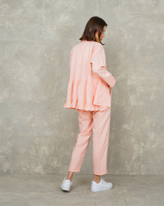 Arcy Set Pastel Series Pale Peach