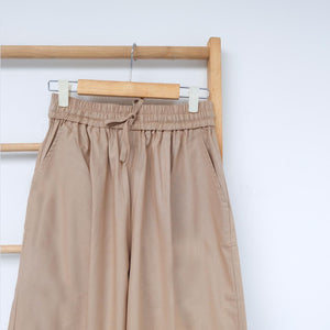 Harper Pants Cotton Cappuccino