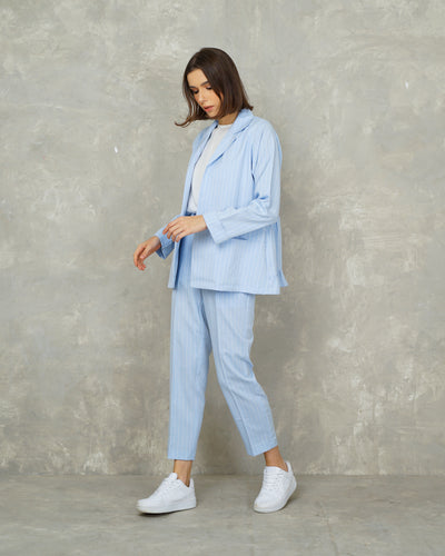Arcy Set Pastel Series Light Denim
