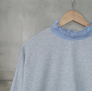 Talsi Top Misty Blue