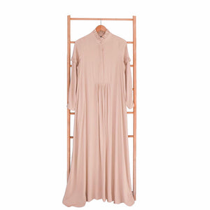 Brisa Dress Rayon Latte