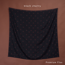 Load image into Gallery viewer, Maima Scarf Fruit Vol. 1 Black Cherry Premium Flex