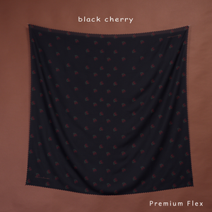 Maima Scarf Fruit Vol. 1 Black Cherry Premium Flex