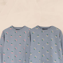 Load image into Gallery viewer, Alma Sweater Fruit&Floret -Cherry- Misty Pink Cherry