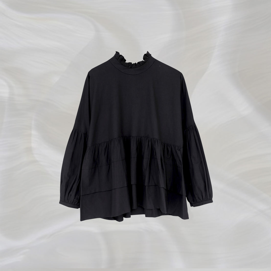 Alba Top Black
