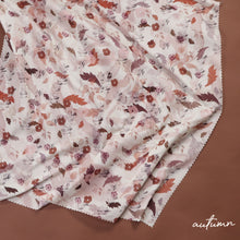 Load image into Gallery viewer, Maima Scarf Freshness Series Fruit & Floret -Floret- Autumn