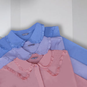 Valle Top Pastel Series - Blue Candy -