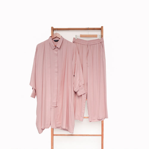 Aime Set Dusty Pink