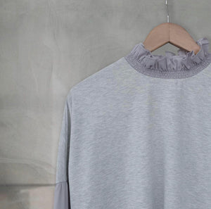 Talsi Top Misty Grey