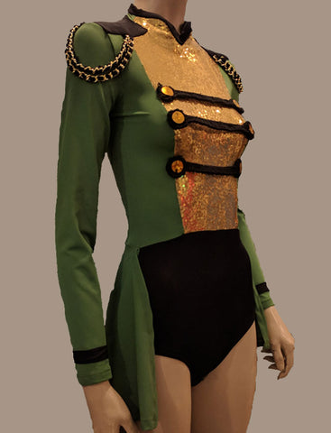 Army Contemporary Dance Costume