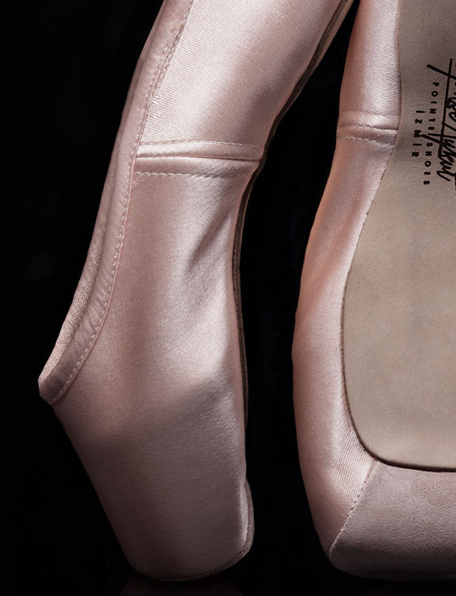 Gokce Aykut Pointe Shoe No.1