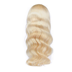 Blonde Body Wave 5x5 Closure Wig