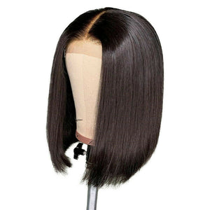 Straight Bob 6x6 Closure Wig