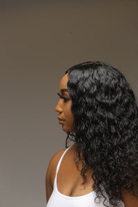 Exotic Curly Frontals