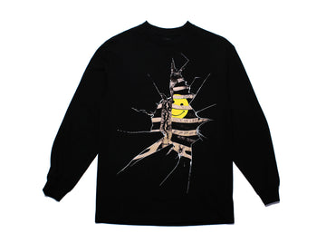 Chest Cavity Longsleeve - Black