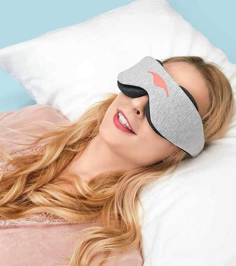 Manta Sleep Mask: Bringing you the best possible power nap.