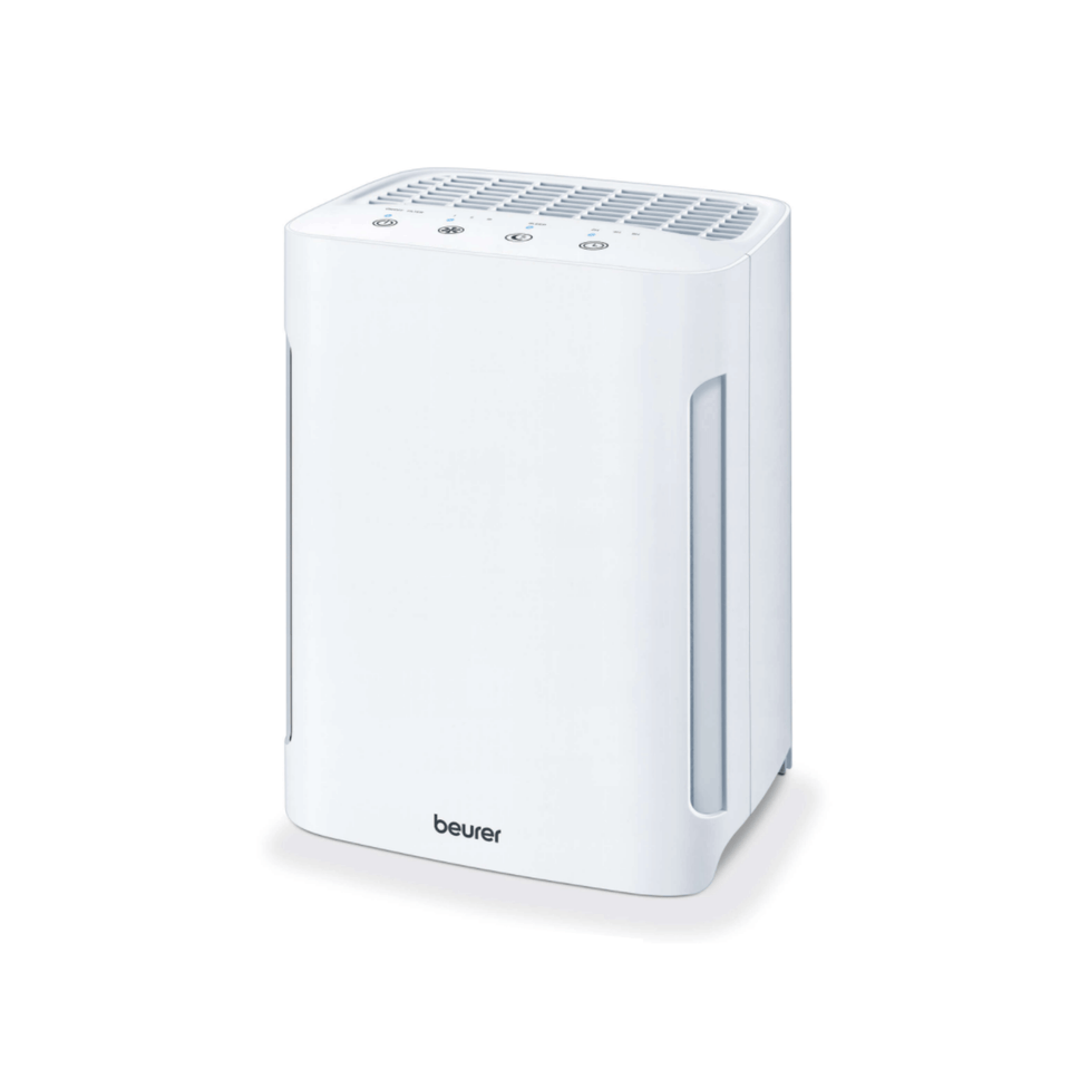 Beurer High-Efficiency Air Purifier With Integrated Ionizer