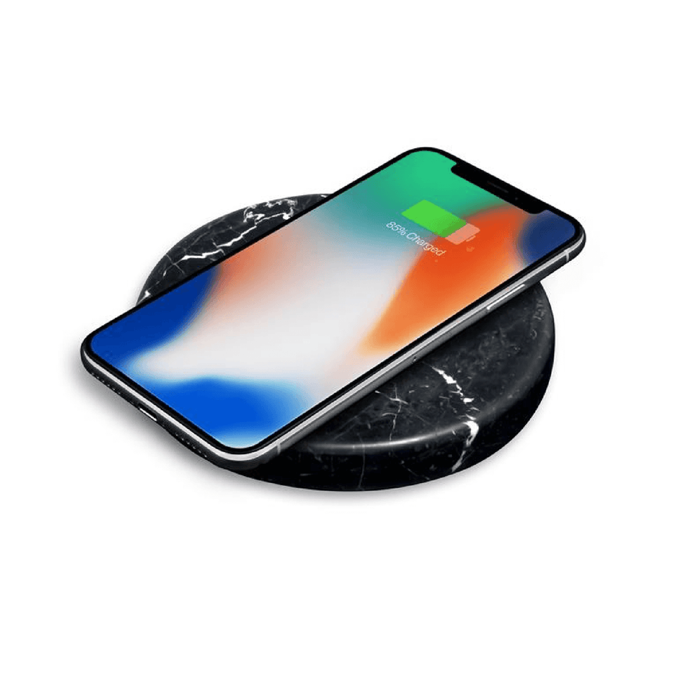Eggtronic 7.5W Wireless Charging Marble Pad