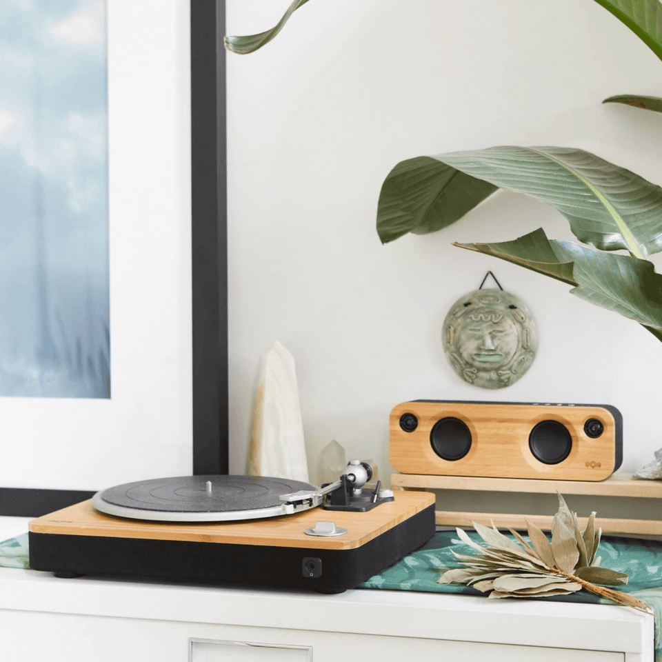 House of Marley Stir It Up Wireless USB Turntable