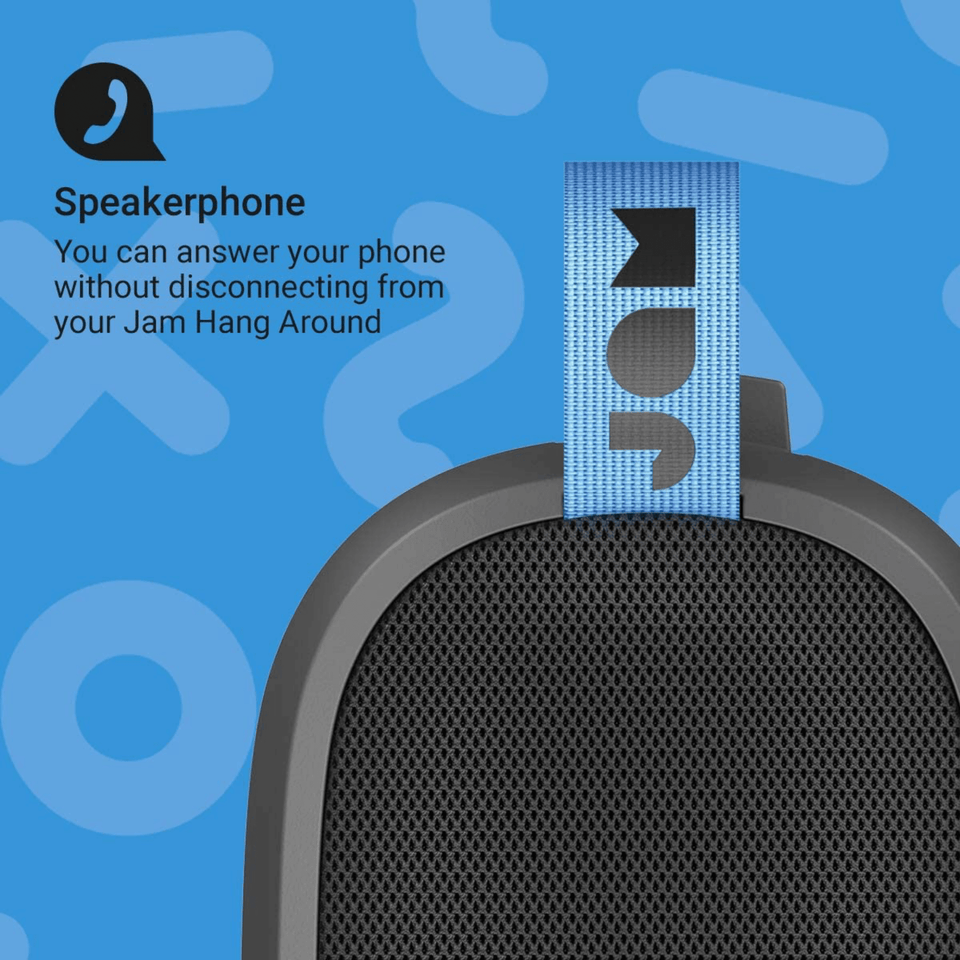 Jam Audio Hang Around Bluetooth Speaker