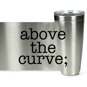 Load image into Gallery viewer, atc; viking tumblers - above the curve;
