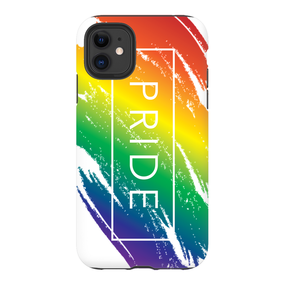 rainbow pride phone cases - above the curve;
