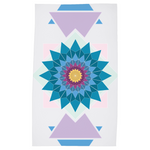 abstract hipster tea towels