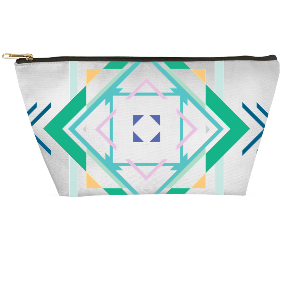 aztec hipster accessory pouches - above the curve;