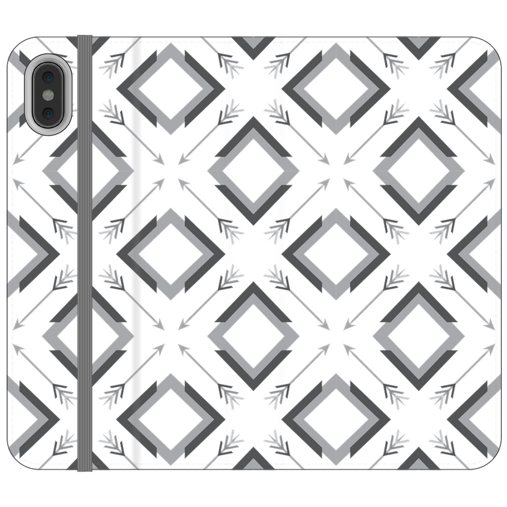 four corner's phone cases - above the curve;